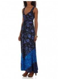 Maya Prass | I am a Believer Maxi Dress Black