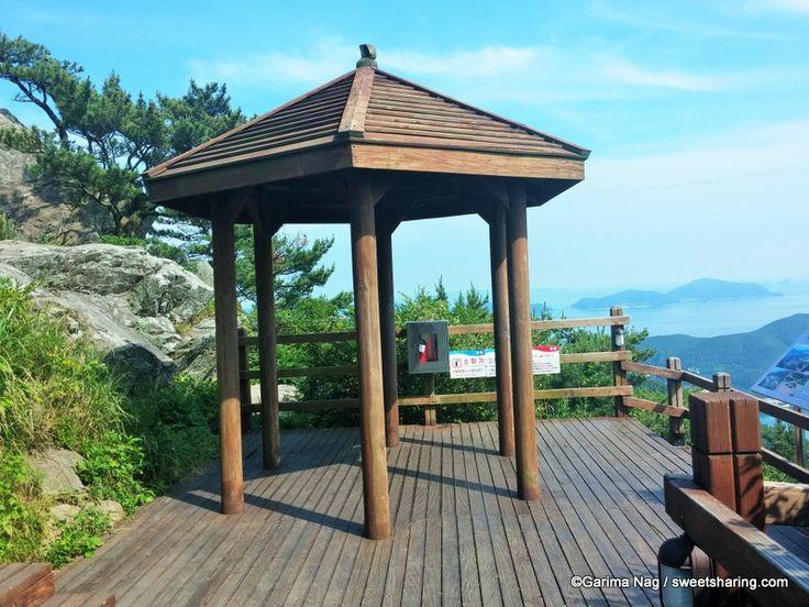 Mireuksan Mountain and Hallyeo Cable Car Tongyeong