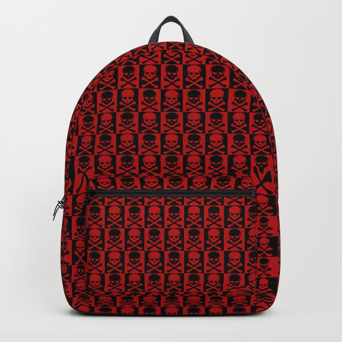 25% Off Everything With Code VDAY25 - Ends Tonight at Midnight PT. Buy Red Skulls Backpack by scardesign.  #sales #sale #discount #dorm #campus #deals #39  #gifts #giftideas #online #shopping #valentinesday #valentinesdaygifts #badass #popular #valentine #society6 #campus #style #cool #awesome #family #giftsforhim #giftsforher #kids #skull #rock #swag #rockstyle #red #skull #backpack #bag #travel #travelbackpack #schoolbackpack #highschool #student #college #teen #highschoolbackpack…