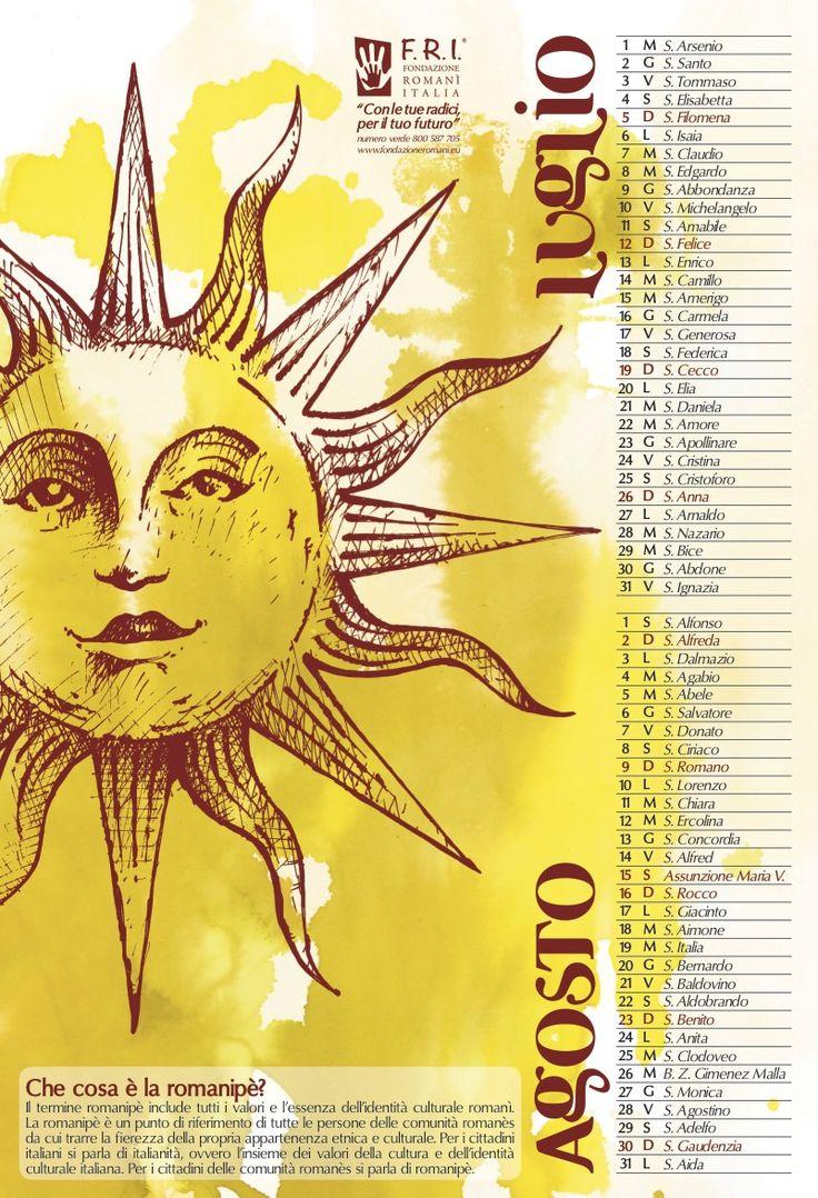 Un anno …tutto solidale! Calendari a parete o da tavolo, con il singolo mese o con tutto l'anno, con disegni, immagini e illustrazioni originali. www.geneticamentediverso.it