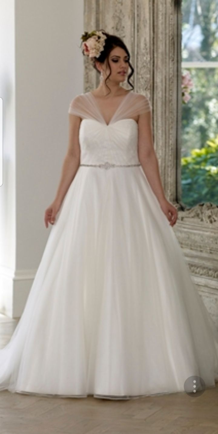 Size 26 Wedding Dress For On Www Myweddingdress Co Uk Designer