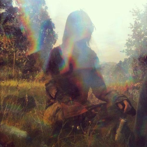 Gypsy rainbows & wandering hearts