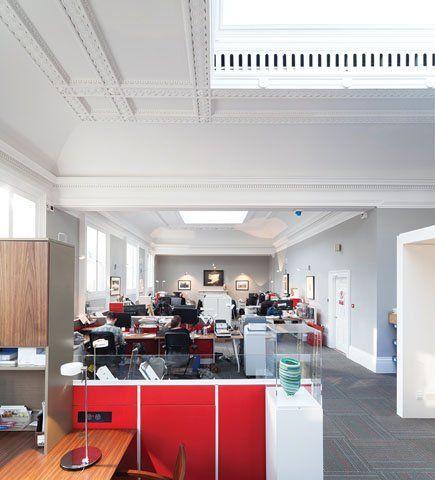 A staff office. #architecture #design #iadmagazine