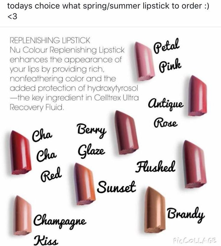 I'm absolutely loving the Nu lipstick colours.  They are beautiful! Message Me for more info or checkout my official website! ----> kasibelnap.nuskinops.com