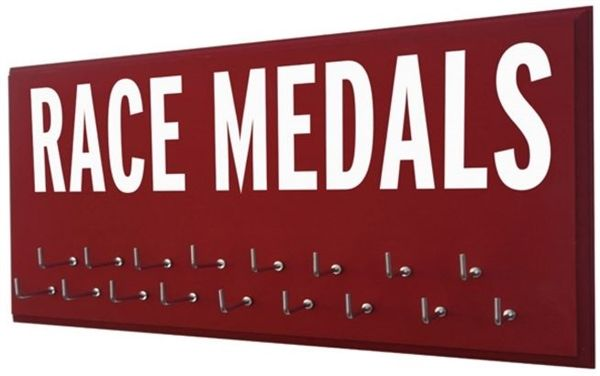 Race medals display for all sports - RACE MEDALS Display them with pride on one of our beautiful and customization running medals displays.Congratulate the athlete in your life with the perfect gift for runners.