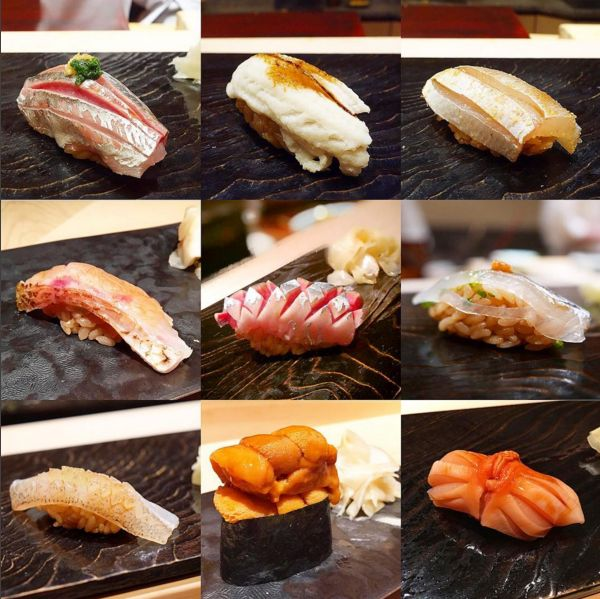 A lot of people may have heard plenty about Saito or Sukiyabashi Jiro from much of Western media, and to be honest – whichever you choose, you'll still have a better sushi experience than anywhere else you'll find outside of Japan... Today's post would be one Michelin-starred Sushi Tokami by a young, new generation Chef Hiroyuki Sato. Unafraid to break traditions and do things his way, he is considered a black sheep among top Edo-mae chefs.  #KRAVESCAPE