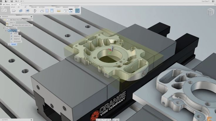 Autodesk Fusion 360 offers professional-level CAM