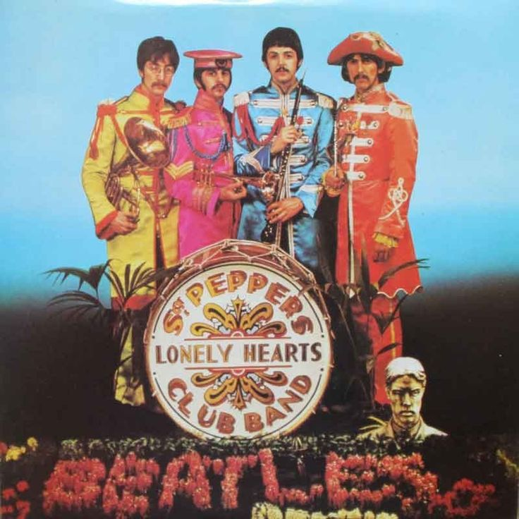 384 Best Images About Beatles Album Cover Photo Shoot On