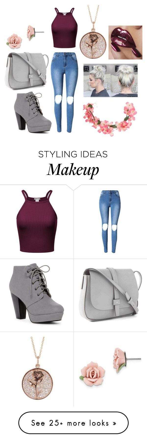 """""""."""" by jaydenloveyourstyle04 on Polyvore featuring Gap, Luna Skye, 1928 and Miss Selfridge"""