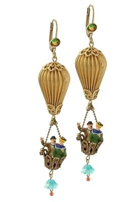 Setty Gallery - Gorgeous Earrings By Michal Negrin Classic Collection, $157 (http://www.settygallery.com/michal-negrin/gorgeous-earrings-by-michal-negrin-classic-collection/)