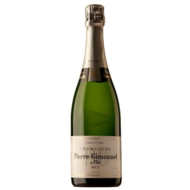 Champagne Pierre Gimonnet Cuis 1er Cru Brut Non-Vintage | Champagne, France | Available to buy online from Hic! Wine Merchants