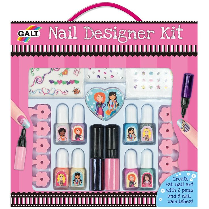 Galt Nail Polish Tattoo Designer Kit *** More info could be found at the image url.