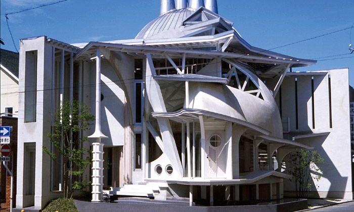 Takasaki Masaharu v Brně vystaví své dřevěné domy