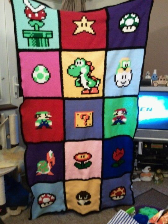25+ best Mario Crochet ideas on Pinterest Crochet super ...