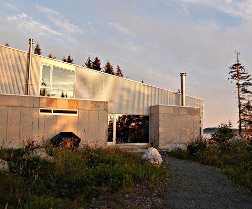 Sai Beach House - Nova Scotia [possible off the beaten path honeymoon]