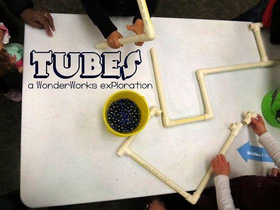 Wonderworks: Engineering with Tubes : library makers