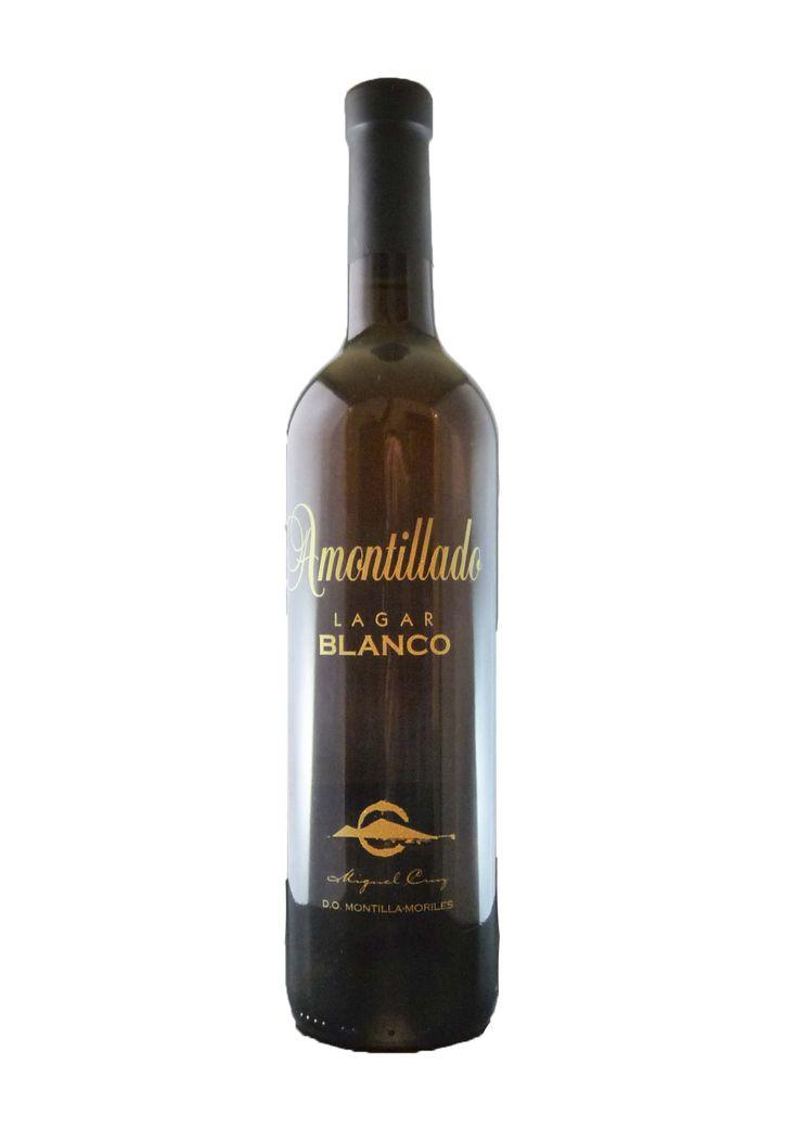 Amontillado Bodegas Lagar Blanco. Montilla Moriles