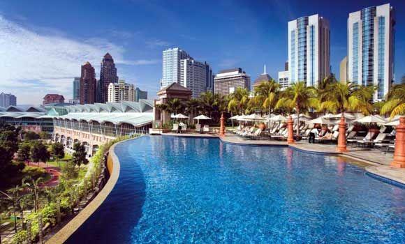 Mandarin Oriental Kuala Lumpur Hotel, Malaysia http://www.wanderplanet.com/kuala-lumpur-travel-hotels-tourist-attractions/