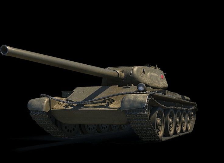 T 54 first prototype