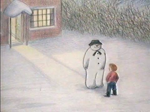 The Snowman (1982) (Full 26 minute animation) introduced by David Bowie