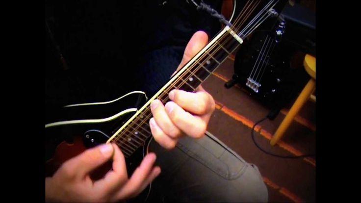 It's Time Imagine Dragons Mandolin tutorial