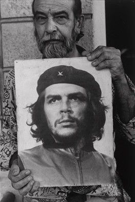 Alberto Korda was a Cuban photographer, remembered for his famous image Guerrillero Heroico of Argentine Marxist revolutionary Che Guevara. #CheGuevara