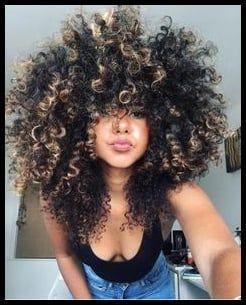 94 Besten Hair Bilder Auf Pinterest Naturlocken Frisuren Und