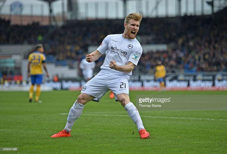 DEU: Eintracht Braunschweig v DSC Arminia Bielefeld - Second Bundesliga