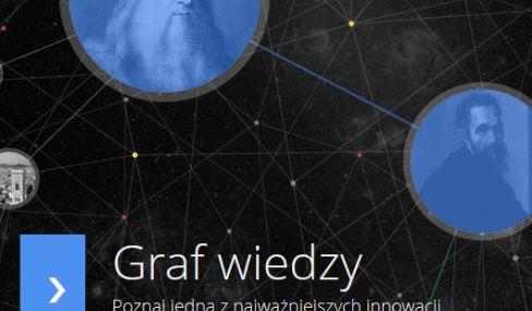 Grafy wiedzy czyli wyszukiwanie semantyczne w Google.