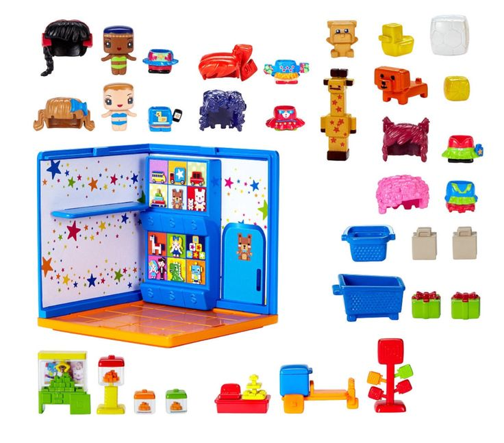 My mini mixieq's: Toy Store mini room (exclusive from Toys R Us)
