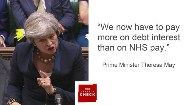 Reality Check: Does debt interest cost more than NHS pay? http://ift.tt/2f8NKf4