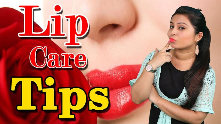 Lip Care Tips - Home Remedies For Pink Lips -2712