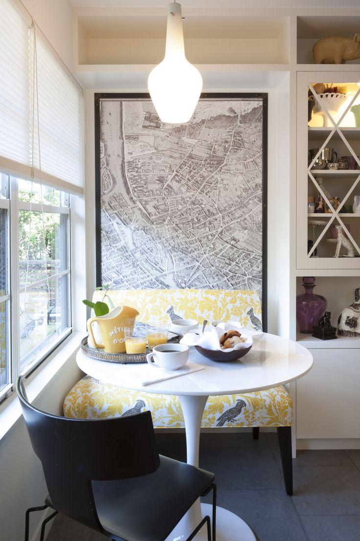 best 25 small breakfast nooks ideas on pinterest corner. Black Bedroom Furniture Sets. Home Design Ideas