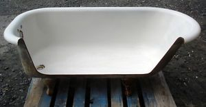 CLAW-FOOT-TUB-COUCH-c-1912-039-THE-CLOUCH-039-FREIGHT-AVAILABLE