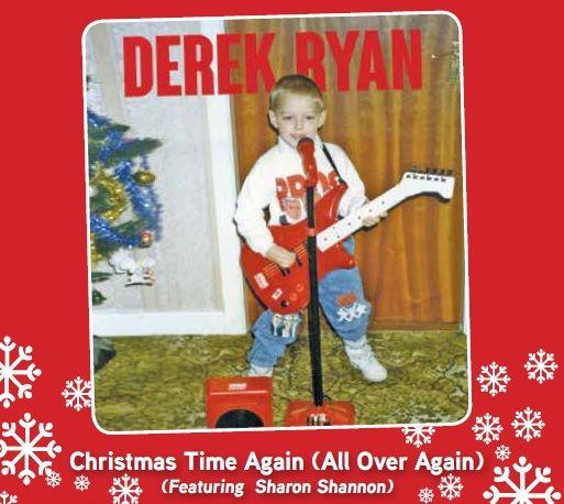 Derek's new #christmas single is coming!