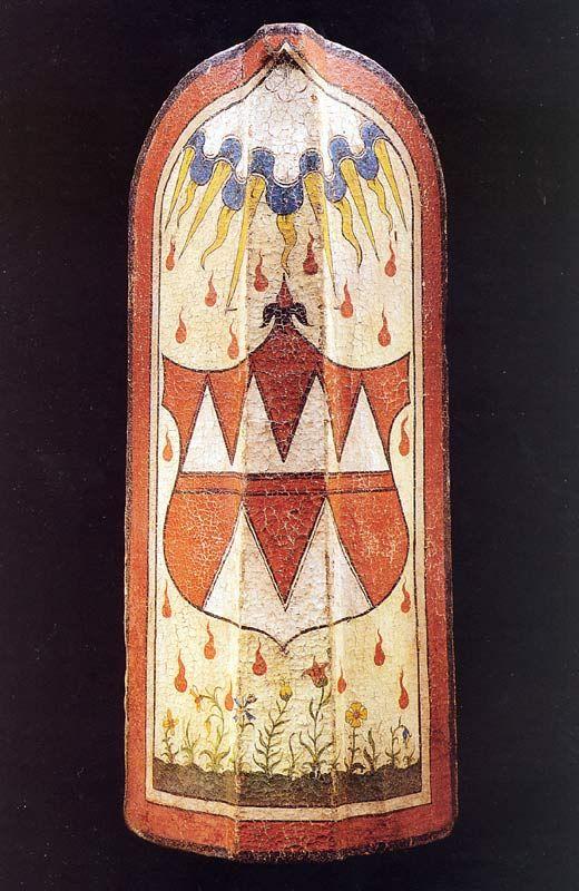 Bohemian Pavise, 1480