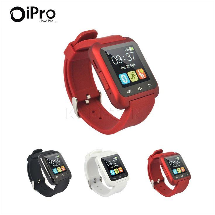 Heißer bluetooth Uhr Smartwatch U80 für Apple Uhr Samsung Android Smart Phone Kamerad Armbanduhr PK DZ09 GT08 U9 A9 U8 Smartwatch //Price: $US $11.99 & FREE Shipping //     #smartuhren