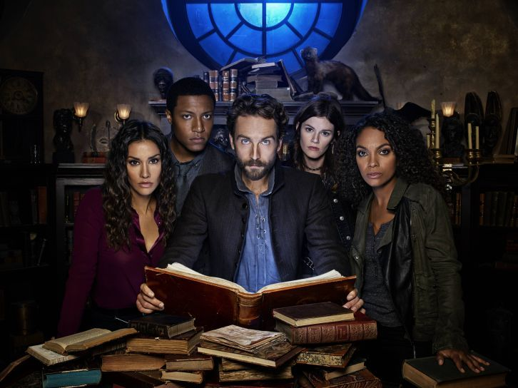 Sleepy Hollow - Season 4 - Cast Promotional Photos & Key Art Updated 13th December 2016