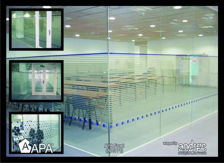 APA Frost (ST/771): Elegante effetto smerigliato di lunga durata per decorazioni di vetri, cristalli e specchi APA Frost (ST/771): Elegant frosted effect for long-lasting docoration on glass, and window displays. #selfadhesive #apastickers #apafilms #apafolie #apavinyl #frosteffect #glassdecoration #interiordesign #windowdecor #ilw #ilovewrapping #apainside
