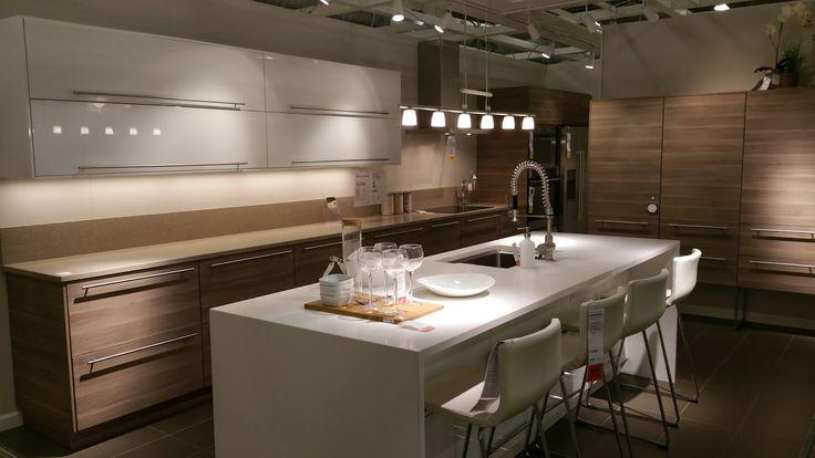 ikea kitchen - sektion
