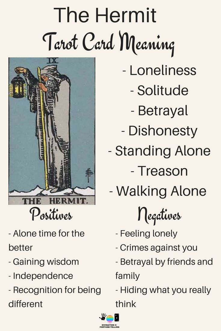 Future tarot meanings the hermit tarot meanings the
