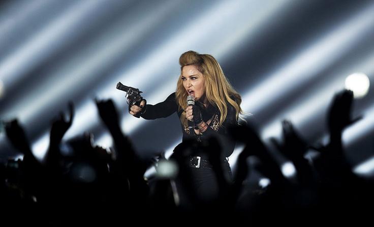 Konzert Madonna Köln
