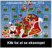 SMART Exchange – Danmark  Julekalender 2014 [SMART Notebook-lektion] En Notebook-julekalender med engelske børne-jule-sange fra Youtube Fag: Engelsk Klassetrin: grade 0,  grade 1,  grade 2,  grade 3,  Specialundervisning, inklusion.