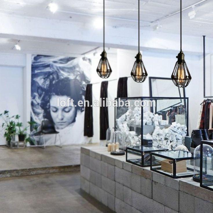 creatieve industriële mat zwart transformeerbare ijzeren kooi hanglamp met vintage opknoping draad-kroonluchters en hanglampen-product-ID:60291482858-dutch.alibaba.com
