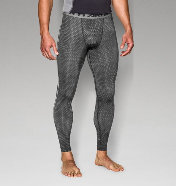 Men's UA HeatGear® Armour Printed Compression Leggings http://www.uksportsoutdoors.com/product/puma-mens-running-core-long-sleeve-12-zip-hoody/