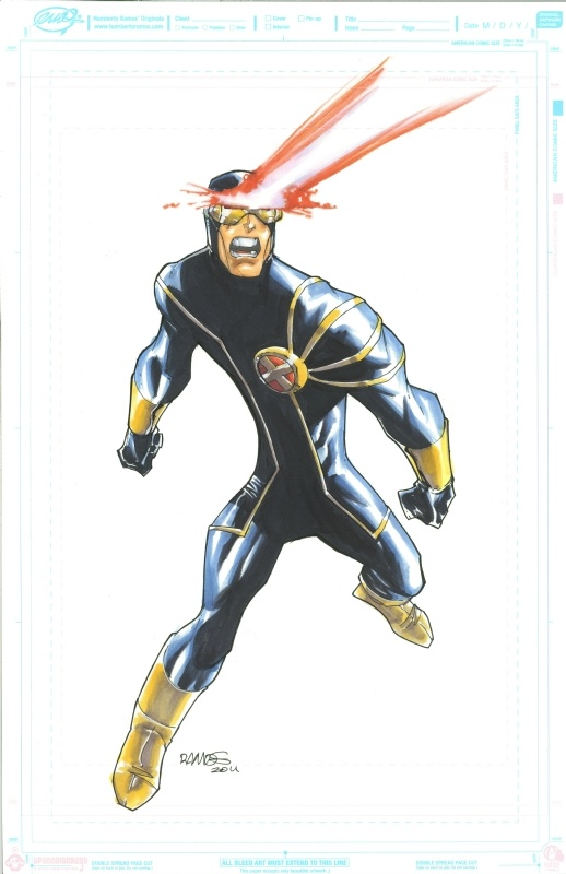 Cyclops by Humberto Ramos