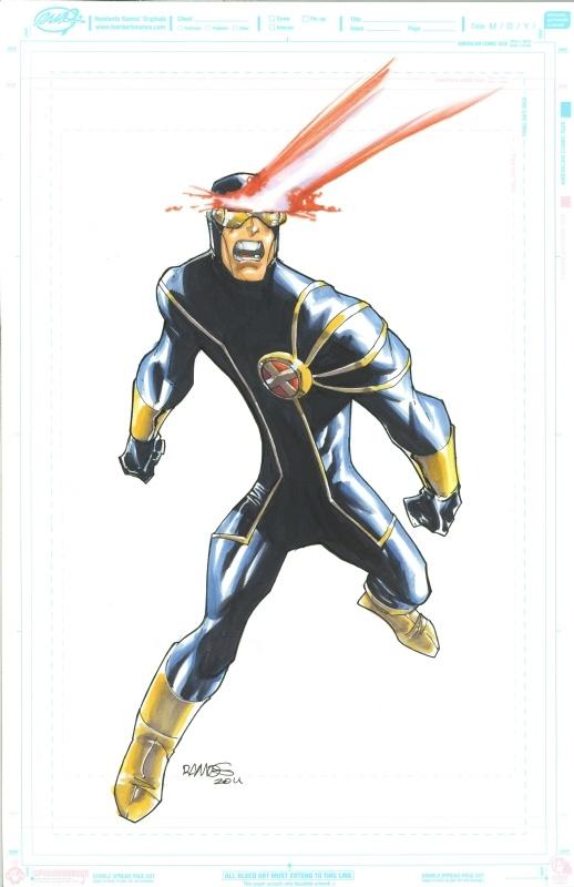 Cyclops by Humberto Ramos