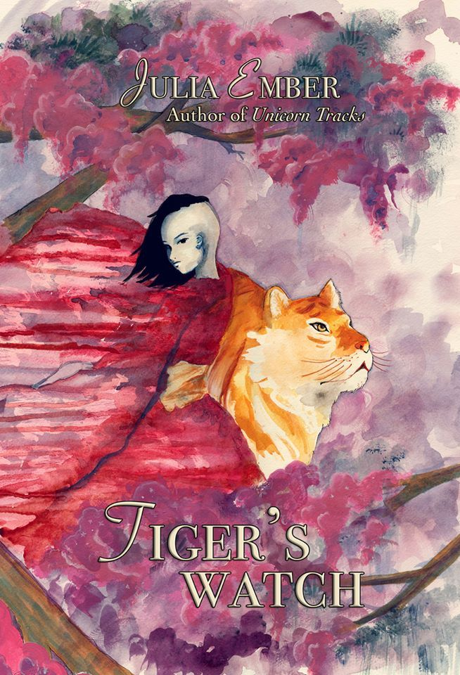 The Tiger's Watch (Ashes of Gold #1) by Julia Ember