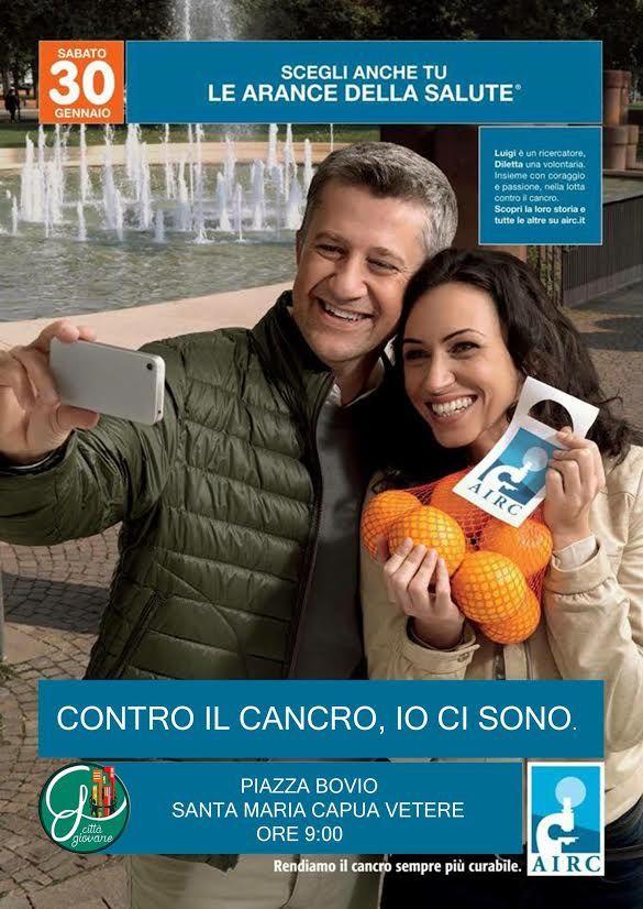 Città Giovane con AIRC Per la lotta contro il cancro a cura di Redazione - http://www.vivicasagiove.it/notizie/citta-giovane-con-airc-per-la-lotta-contro-il-cancro/