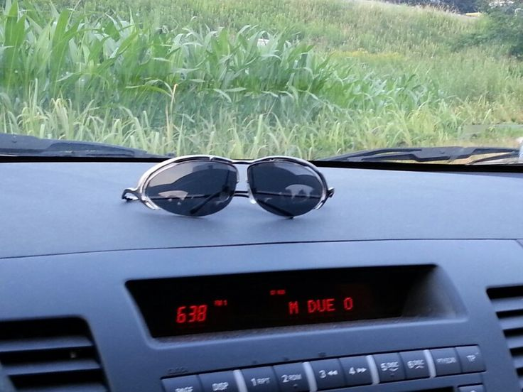 Matrix glasses...